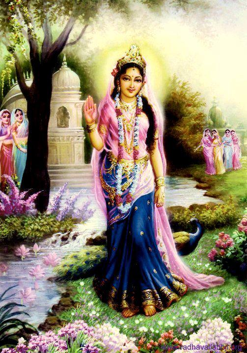 Radharani Srimati Radharani   Ra...